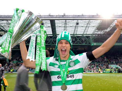 Filip Benkovic could return to Celtic Park (Jane Barlow/PA)