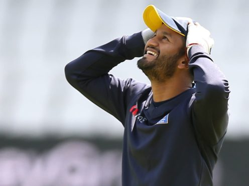 Dimuth Karunaratne says his side will not fall into old traps against England (Nigel French/PA)