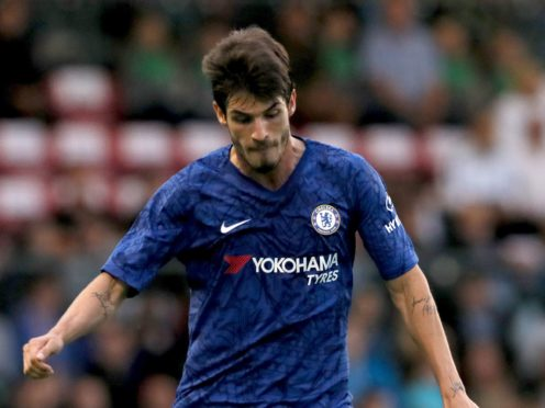 Lucas Piazon, pictured, has left Chelsea after 10 years at the club (Brian Lawless/PA)