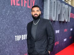 Drake has delayed the release of his album Certified Lover Boy while he recovers from surgery on his injured leg (Ian West/PA)