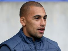 James Vaughan scored twice as Tranmere defeated Harrogate (Richard Sellers/PA)