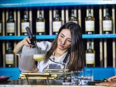 Drinks sales fell due to the Covid-19 pandemic but off-trade business was strong at Diageo, the company said (World Class/PA)