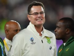 Rassie Erasmus is determined for the Lions tour to happen (Ashley Western/PA)