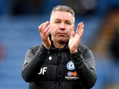 Darren Ferguson was delighted with his players (Anthony Devlin/PA)