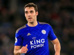 Coventry have signed Leicester midfielder Matty James on loan until the end of the season (Mike Egerton/PA)