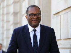 Business Secretary Kwasi Kwarteng said he stopped the post-Brexit review into workers' right (Aaron Chown/PA)
