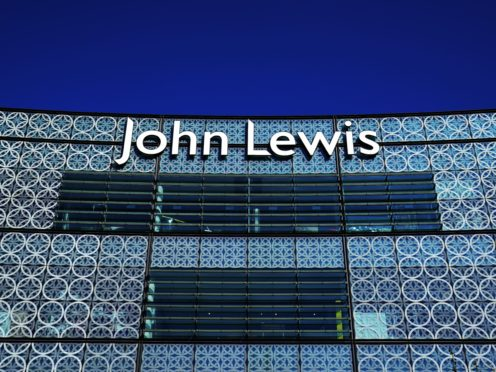 John Lewis is to repay its £300 million coronavirus loan (John Walton/PA)