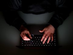 Action Fraud says number of reports relatively low but on the increase in the last two months, particularly around scam text messages (Tim Goode/PA)