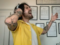 Simon Neil has joined the Celtic Connections 2021 festival line-up (BBC Radio/PA)
