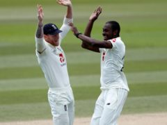 Jofra Archer (right) and Ben Stokes (left) return for England's tour of India (Adrian Dennis/NMC Pool/PA)