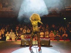 A pilot performance at The London Palladium (Andy Paradise/PA)