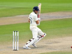 Joe Root passed 8,000 Test runs during his mammoth innings in Galle (Dan Mullan/PA)