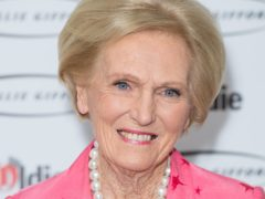 Mary Berry has received the coronavirus vaccine (Dominic Lipinski/PA)