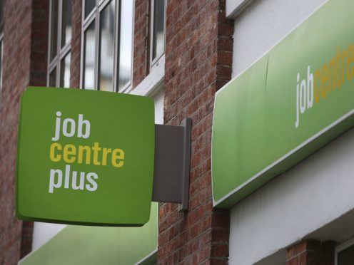 The unemployment rate among those aged 16 and over in Scotland was 4.4% (Philip Toscano/PA)
