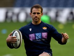 Nic Groom had a confusing moment at Scotstoun (PA)