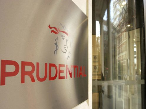 Insurance giant Prudential has said it will spin off its US business in the second quarter of 2021 (Chris Young/PA)