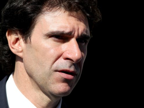 Aitor Karanka is not worried about his future at Birmingham (Nick Potts/PA)