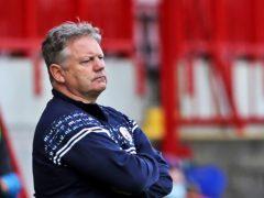 Crawley boss John Yems is preparing to face Leeds (Kieran Cleeves/PA)