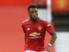 Timothy Fosu-Mensah has joined Bayer Leverkusen (Martin Rickett/PA)