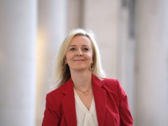 International Trade Secretary Liz Truss (Leon Neal/PA)