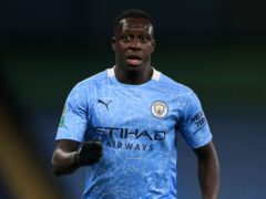 Benjamin Mendy has issued an apology after admitting hosting friends at his home on New Year's Eve (Mike Egerton/PA)