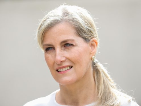 The Countess of Wessex has talked about the emotional effect of hearing the stories of survivors of sexual violence during an online conference. Chris Jackson/PA Wire