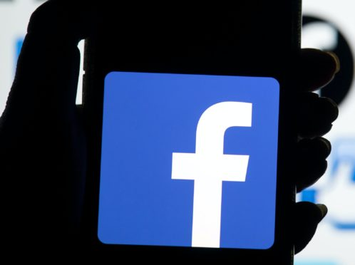 Facebook has suspended Donald Trump from posting on the platform for 24 hours (Dominic Lipinski/PA)