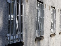 Cell windows (Andrew Milligan/PA)