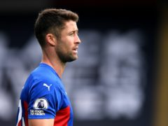 Gary Cahill is still missing for Crystal Palace (Mike Hewitt/PA)