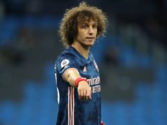 David Luiz believes Arsenal are starting to show maturity to win games. (Martin RIckett/PA)