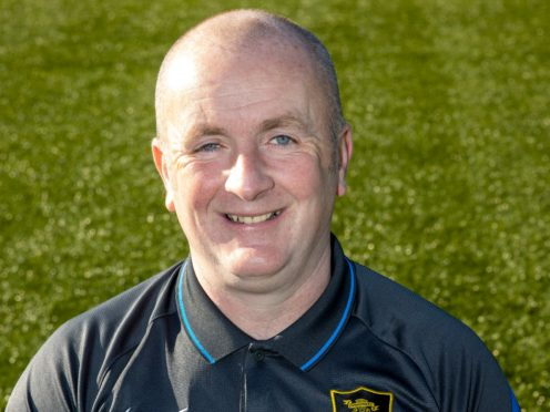 David Martindale is looking to continue Livingston's run (PA)
