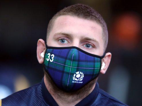 Finn Russell is back in the Scotland fold (Jane Barlow/PA)