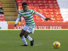 Jeremie Frimpong is set to leave Celtic (Jeff Holmes/PA)