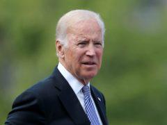 US president-elect Joe Biden (Niall Carson/PA)