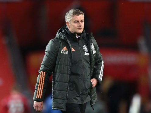 Ole Gunnar Solskjaer is looking forward to the match as much as anyone (Shaun Botterill/PA)