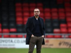 Dave Artell admitted Crewe were not good enough (Tim Goode/PA)