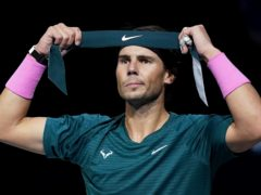 Rafael Nadal's 20 grand slam titles include the the 2009 Australian Open (John Walton/PA).