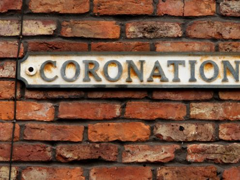 Coronation Street has been hit by further disruption (Dave Thompson/PA)
