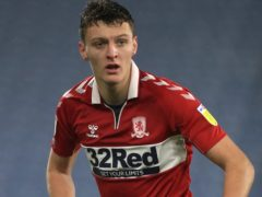 Middlesbrough defender Dael Fry is a doubt for the visit of Rotherham (Mike Egerton/PA)