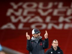 Liverpool manager Jurgen Klopp inists he is no master of mind games (Phil Noble/PA)