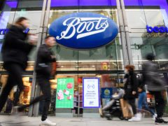 Boots owner beats forecasts on strong UK pharmacy and optician trading (Matt Crossick/PA)