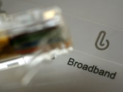 MPs call out 'unachievable' Conservative election pledge of gigabit broadband across the entire country by 2025 which was later revised to 85% (Rui Vieira/PA)