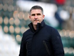 Ryan Lowe was satisfied with a point against Crewe (Simon Galloway/PA)