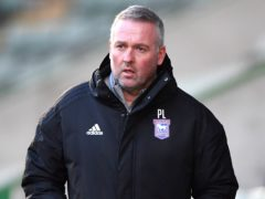 Paul Lambert is looking to improve his attacking options (Simon Galloway/PA)