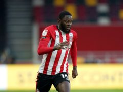 Brentford's Josh Dasilva is suspended for the FA Cup third round tie against Middlesbrough (Tess Derry/PA)