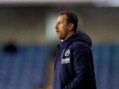 Gary Rowett's Millwall drew with Bournemouth (John Walton/PA)