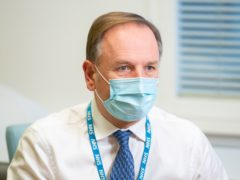 Sir Simon Stevens warned the health service has never been in a more precarious position (Dominic Lipinski/PA)