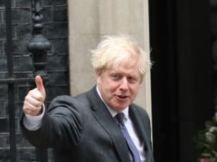 'There's nothing wrong with being woke,' declares Boris Johnson (Yui Mok/PA)