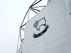 Derby have closed their training ground (Zac Goodwin/PA)