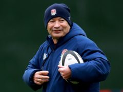 Eddie Jones acknowledges the role elite sport can play in lifting the nation's spirits (David Rogers/PA)